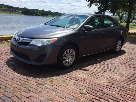 2012 Toyota Camry for sale in Marietta, OH