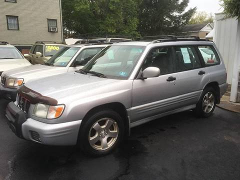 2002 Subaru Forester for sale in Marietta, OH