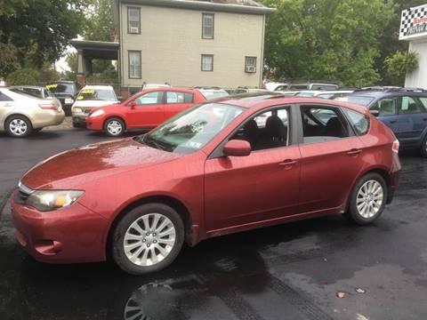 2011 Subaru Impreza for sale in Marietta, OH