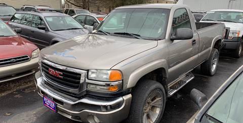 2003 GMC Sierra 2500HD for sale in Marietta, OH