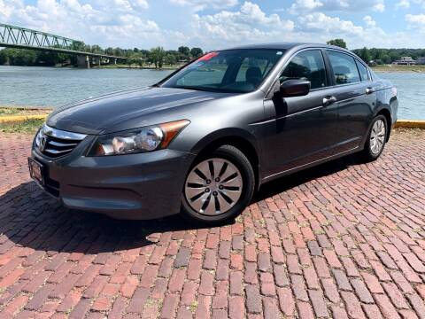 2011 Honda Accord for sale at PUTNAM AUTO SALES INC in Marietta OH