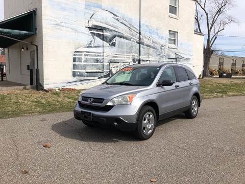 2007 Honda CR-V for sale at PUTNAM AUTO SALES INC in Marietta OH
