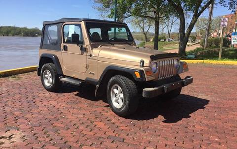 2000 Jeep Wrangler for sale in Marietta, OH