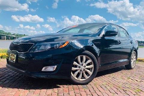 2014 Kia Optima for sale at PUTNAM AUTO SALES INC in Marietta OH