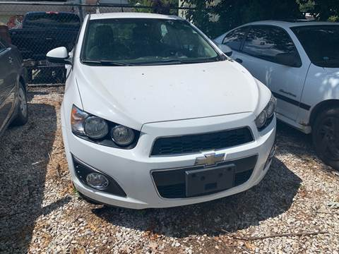 2012 Chevrolet Sonic for sale at PUTNAM AUTO SALES INC in Marietta OH