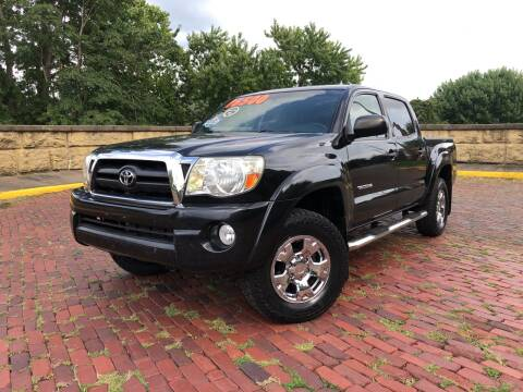2008 Toyota Tacoma for sale at PUTNAM AUTO SALES INC in Marietta OH
