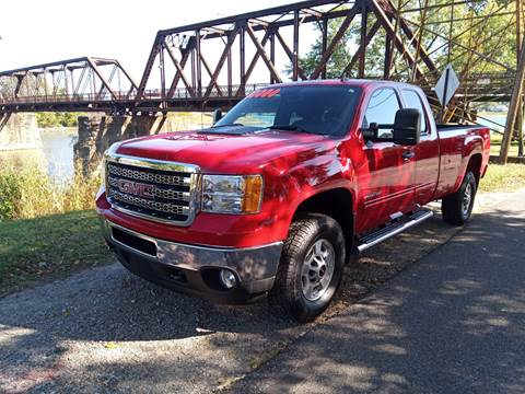 2013 GMC Sierra 2500HD for sale at PUTNAM AUTO SALES INC in Marietta OH