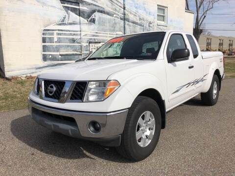 2005 Nissan Frontier for sale at PUTNAM AUTO SALES INC in Marietta OH