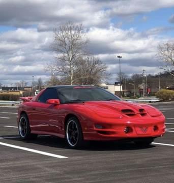1999 Pontiac Trans Am for sale at PUTNAM AUTO SALES INC in Marietta OH