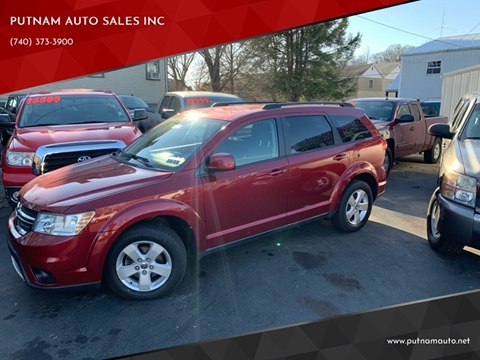 2011 Dodge Journey for sale at PUTNAM AUTO SALES INC in Marietta OH