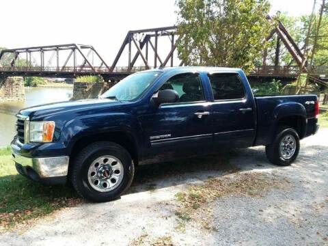 2011 GMC Sierra 1500 for sale at PUTNAM AUTO SALES INC in Marietta OH