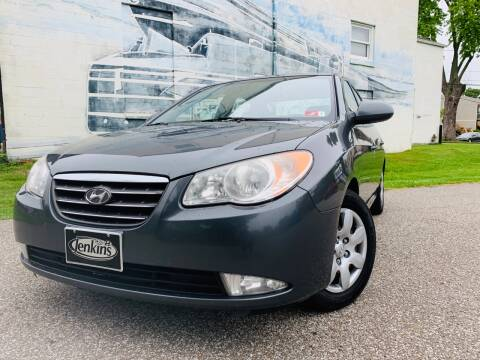 2008 Hyundai Elantra for sale at PUTNAM AUTO SALES INC in Marietta OH