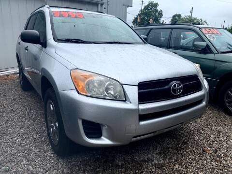 2009 Toyota RAV4 for sale at PUTNAM AUTO SALES INC in Marietta OH