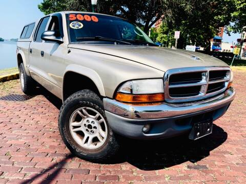 2003 Dodge Dakota for sale at PUTNAM AUTO SALES INC in Marietta OH