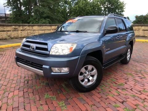 2004 Toyota 4Runner for sale at PUTNAM AUTO SALES INC in Marietta OH