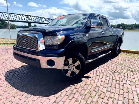 2007 Toyota Tundra for sale at PUTNAM AUTO SALES INC in Marietta OH