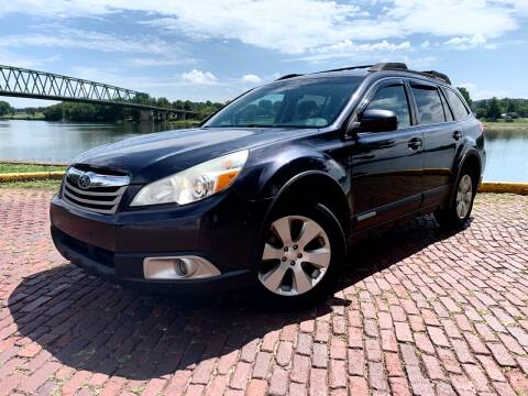 2011 Subaru Outback for sale at PUTNAM AUTO SALES INC in Marietta OH