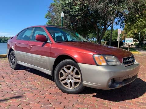 2003 Subaru Outback for sale at PUTNAM AUTO SALES INC in Marietta OH