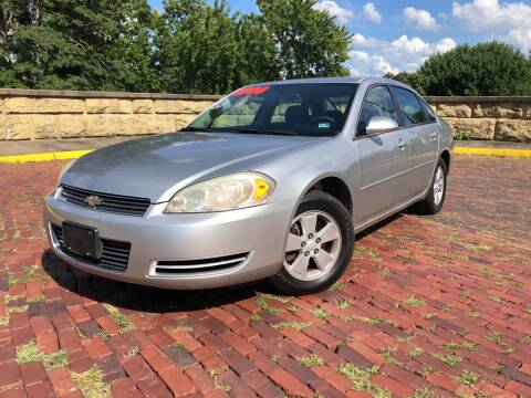 2006 Chevrolet Impala for sale at PUTNAM AUTO SALES INC in Marietta OH