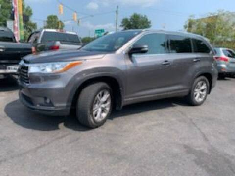 2014 Toyota Highlander for sale at PUTNAM AUTO SALES INC in Marietta OH