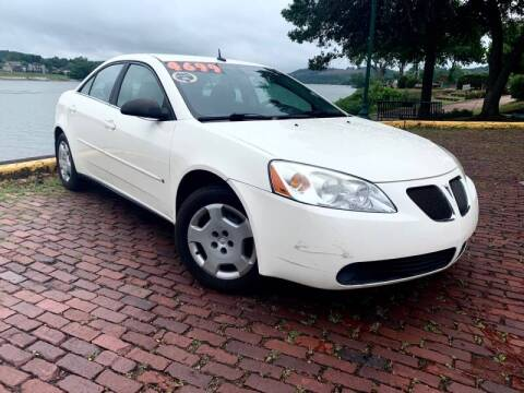 2008 Pontiac G6 for sale at PUTNAM AUTO SALES INC in Marietta OH