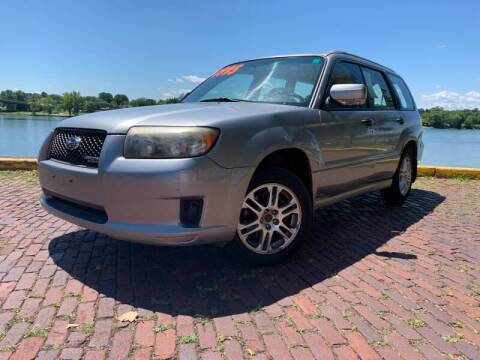 2008 Subaru Forester for sale at PUTNAM AUTO SALES INC in Marietta OH