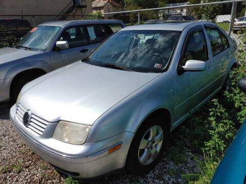 2004 Volkswagen Jetta for sale at PUTNAM AUTO SALES INC in Marietta OH