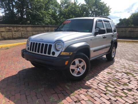 2006 Jeep Liberty for sale at PUTNAM AUTO SALES INC in Marietta OH
