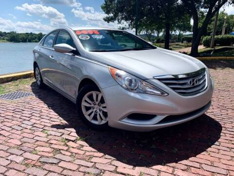 2011 Hyundai Sonata for sale at PUTNAM AUTO SALES INC in Marietta OH