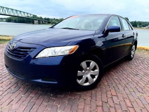 2008 Toyota Camry for sale at PUTNAM AUTO SALES INC in Marietta OH