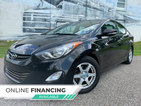 2013 Hyundai Elantra for sale at PUTNAM AUTO SALES INC in Marietta OH