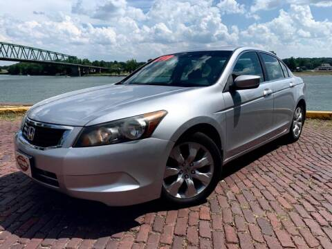 2009 Honda Accord for sale at PUTNAM AUTO SALES INC in Marietta OH
