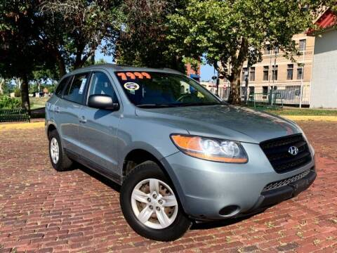 2009 Hyundai Santa Fe for sale at PUTNAM AUTO SALES INC in Marietta OH