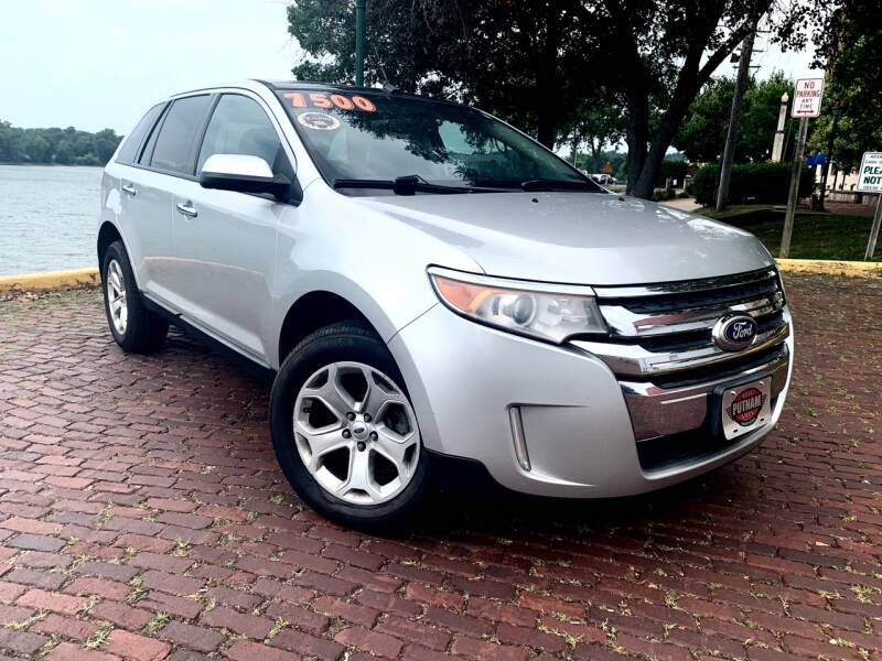 2011 Ford Edge for sale at PUTNAM AUTO SALES INC in Marietta OH
