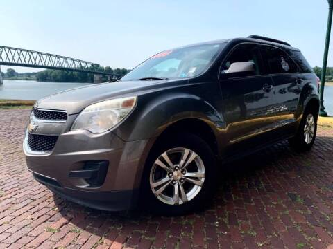 2010 Chevrolet Equinox for sale at PUTNAM AUTO SALES INC in Marietta OH