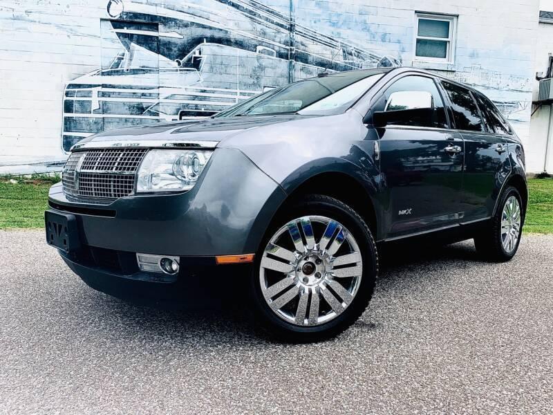 2010 Lincoln MKX for sale at PUTNAM AUTO SALES INC in Marietta OH