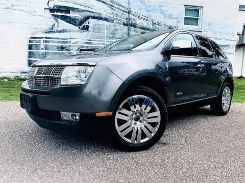 2010 Lincoln MKX for sale at PUTNAM AUTO SALES INC in Marietta OH