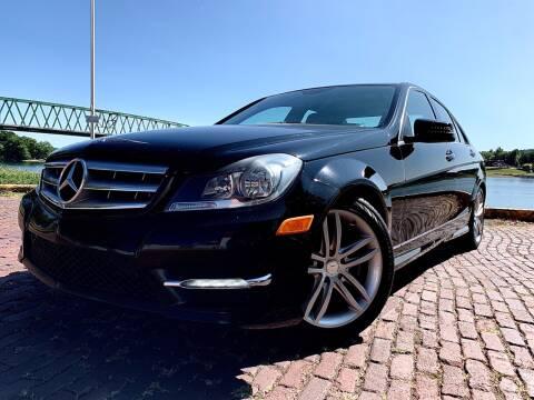 2012 Mercedes-Benz C-Class for sale at PUTNAM AUTO SALES INC in Marietta OH