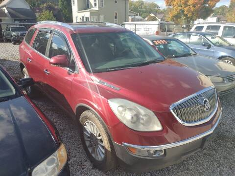 2008 Buick Enclave for sale at PUTNAM AUTO SALES INC in Marietta OH