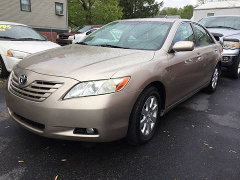 2007 Toyota Camry for sale in Marietta, OH