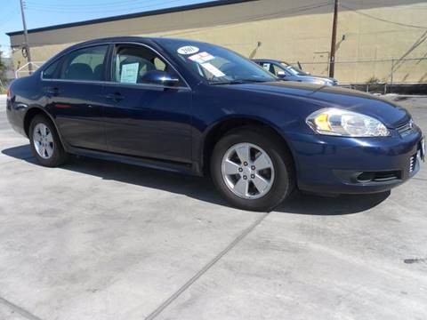2011 Chevrolet Impala for sale in Sacramento, CA
