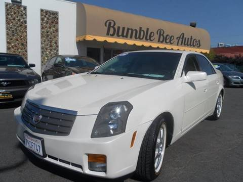 2005 Cadillac CTS for sale in Sacramento, CA