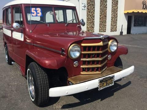 1953 Willys Skylark for sale in Sacramento, CA