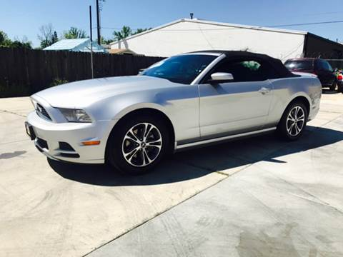 2014 Ford Mustang for sale in Sacramento, CA