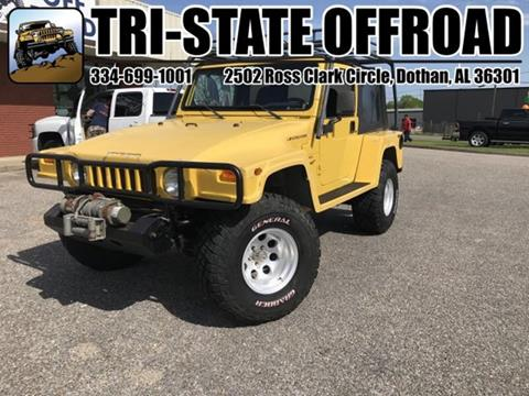 2001 Jeep Wrangler for sale at Mike Schmitz Automotive Group - Tri-Stateoffroad.net in Dothan AL