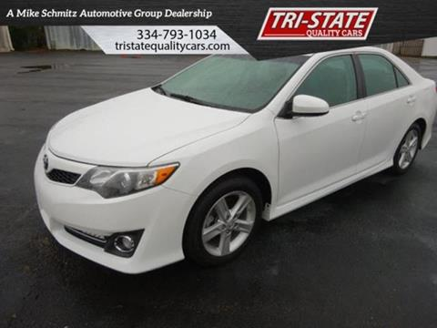 2014 Toyota Camry for sale at Mike Schmitz Automotive Group - Tristate Quality Cars in Dothan AL