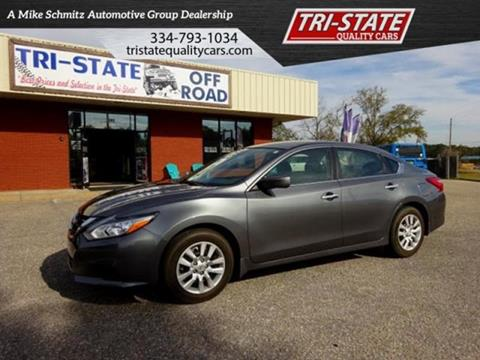 2016 Nissan Altima for sale at Mike Schmitz Automotive Group - Tristate Quality Cars in Dothan AL