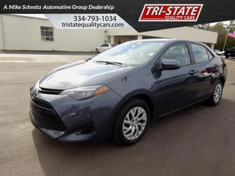 2017 Toyota Corolla for sale at Mike Schmitz Automotive Group - Tristate Quality Cars in Dothan AL