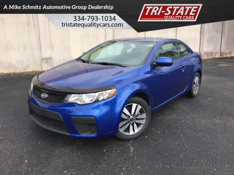 2013 Kia Forte Koup For Sale At Mike Schmitz Automotive Group   Tristate  Quality Cars In