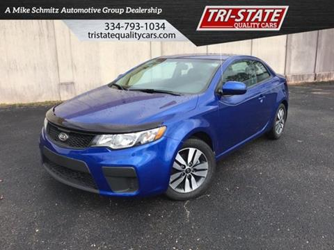 2013 Kia Forte Koup for sale at Mike Schmitz Automotive Group - Tristate Quality Cars in Dothan AL